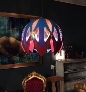 lamp galerie 17